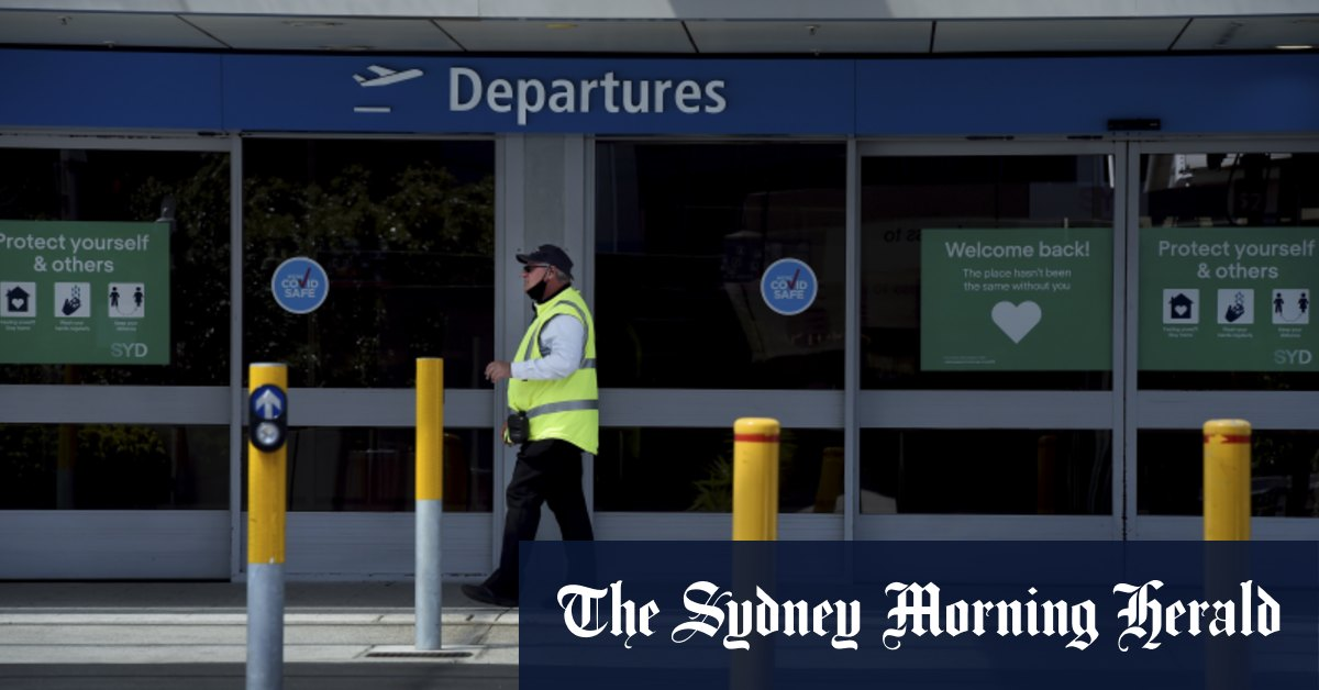 NSW Police 'incorrectly' allowed German mother and son to leave Sydney airport – Sydney Morning Herald