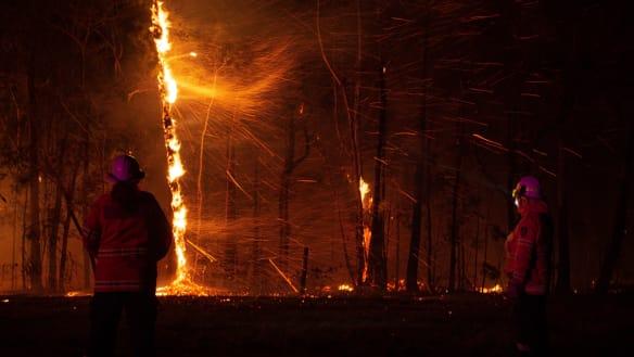 Closing eyes to climate change won't stop warming