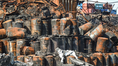Regulators admit they failed to safety check toxic site for almost a year
