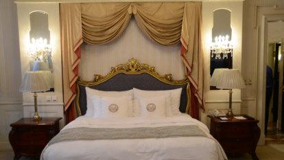 Hotel Majapahit, a history buff's delight