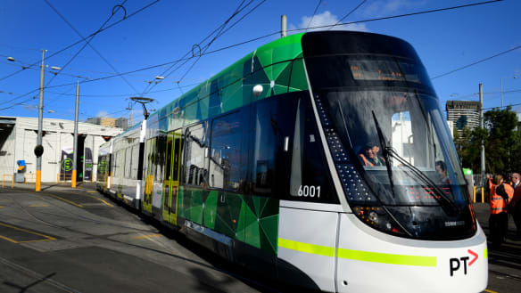 Tram patronage booming, including on weekends, new data reveals
