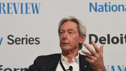 Tighten curbs on Google and Facebook: venture capitalist Bill Ferris