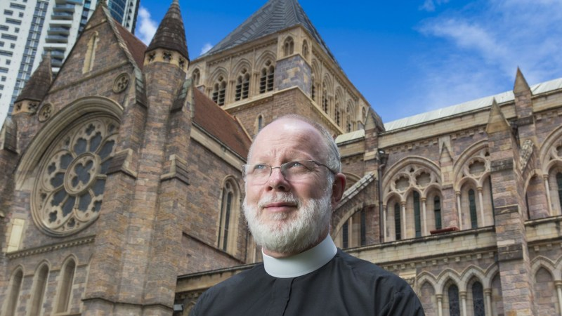 $1 million to oppose gay marriage: 'Why do I persist with the Church?'