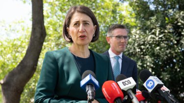 NSW Premier Gladys Berejiklian says the Camellia land deal should be fully investigated.
