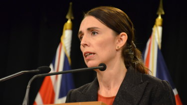 Prime Minister Jacinda Ardern has vowed to change New Zealand's gun laws.