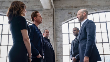 Billions is one of Showtime's hit shows