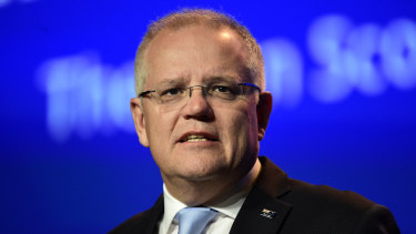 Scott Morrison turned up unannounced at a dinner of 80 corporate leaders this week and schmoozed the room.