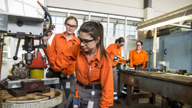 Queensland TAFE enrolments and apprentice numbers are slumping in Queensland.