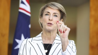 Attorney-General Michaelia Cash will be handed the ALRC's final report in September.