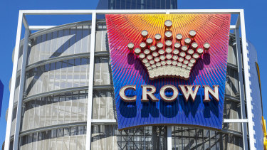 Crown Towers in Melbourne.