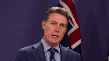 Attorney-General Christian Porter released a second draft of the religious discrimination bill on Tuesday.