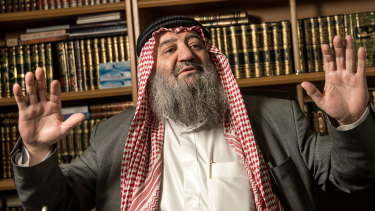 Sheik Omran strongly denied the centre had ever radicalised anyone.