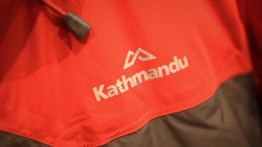 Kathmandu's profit has jumped 32 per cent.