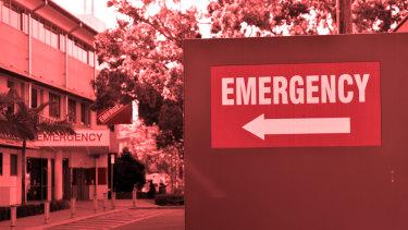 "Cairns Hospital was chosen along with the Princess Alexandra Hospital to be ""exemplar"" sites."