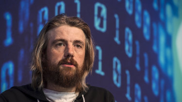 "Atlassian co-founder Mike Cannon-Brookes says Australians can't rely on government ""at all"" on climate change."