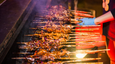 Many culinary wonders will be on show at the Night Noodle Markets.