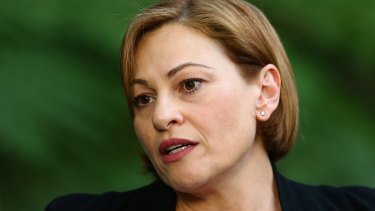 Jackie Trad has announced an eight-week extension to the royalties agreement with Adani.