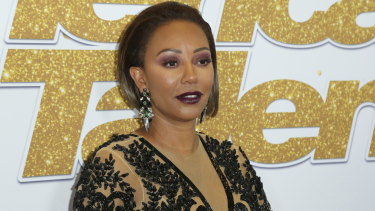 Mel B needed emergency surgery after a mystery accident.