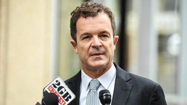 Decision: NSW Attorney-General Mark Speakman.