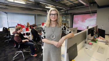 ProjectR co-founder Jessica Manins is working with Breast Cancer Foundation NZ to develop a VR therapy for patients.