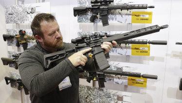 The gun issue will remain a challenge for Biden.