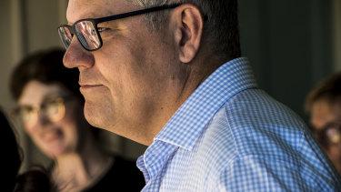 Prime Minister Scott Morrison on Sunday.