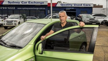 Sydney Car Exchange partner Sam Bakhos estimates just 5 per cent of the market has opted to purchase second-hand EVs to date.