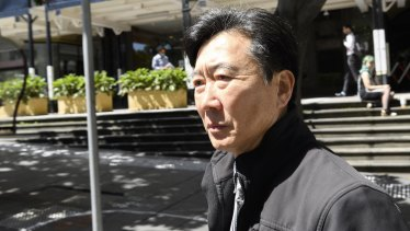 Chan Han Choi pleaded guilty to two charges.