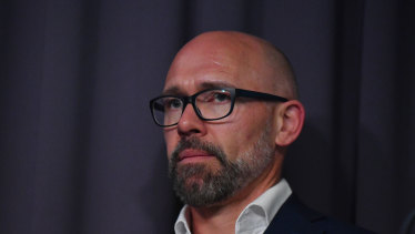 Business Council of Australia president Tim Reed is encouraging the government to extend the JobKeeper program beyond September for hard-hit industries.