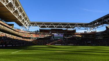 Suncorp Stadium will host a triple header in round 21.
