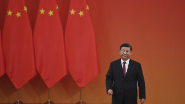 A lone wolf: Xi Jinping's China risks stalling long before it is rich.