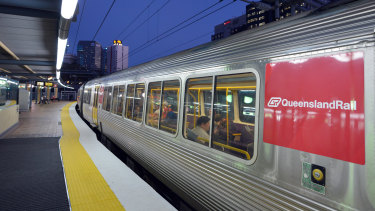 "The Transport Minister said QR was on track to deliver more timetable improvements, following the ""largest driver recruitment and training campaign in its history""."