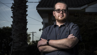 "Labor volunteer Peter Gray says he was subjected to ""constant verbal abuse'"""