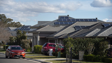 AGL customers almost certainly produce more solar energy using panels on their roofs than the company does.