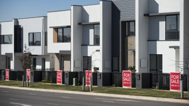 Footy fever has had an impact on the property market.