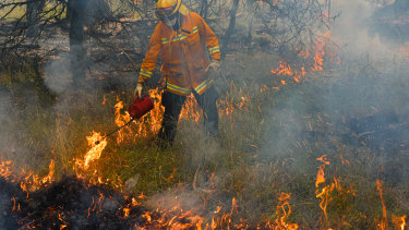 The town of Corryong in Victoria's north-east was hit hard by bushfires in January.