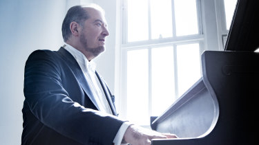Pianist Garrick Ohlsson is a supreme colourist.