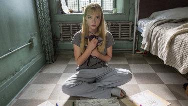Anya Taylor-Joy as Illyana Rasputin  is one of the few bright spots in The New Mutants.