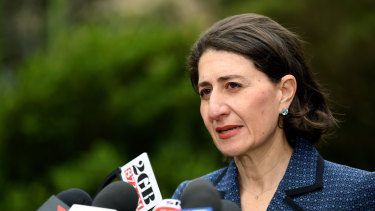 Premier Gladys Berejiklian said MPs would be given the chance to pay tribute to bushfire victims.