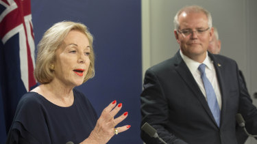 ABC chairwoman Ita Buttrose and Scott Morrison met on Tuesday and discussed the AFP raids on the ABC.