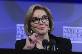 ABC chairwoman Ita Buttrose has urged the government to fill board vacancies saying the broadcaster is at risk of failing to make quorum.