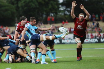 Australian sides are yet to taste victory in the trans-Tasman competition and the task gets no easier for the Waratahs this week when they host the Crusaders in Wollongong.