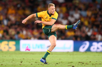 Could Reece Hodge be a long-term No.10 prospect for the Wallabies?