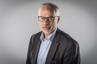 Melbourne University epidemiologist Tony Blakely.