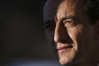 Liberal MP Dave Sharma: hard to make a case for increasing the superannuation guarantee in this bleak economic climate.