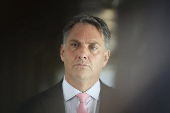 Deputy Labor Leader Richard Marles believes Australia will help find alien life within a decade.