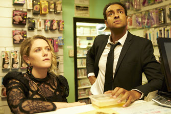 The Other Guy season 2 starring Matt Okine and Harriet Dyer picks up where it left off, just with more puerile humour.