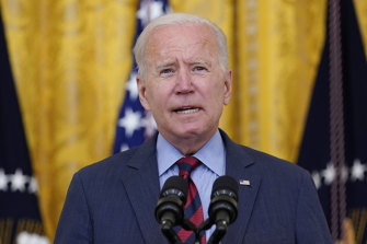 US President Joe Biden is expected to address the nation in coming days about America's withdrawal from Afghanistan.