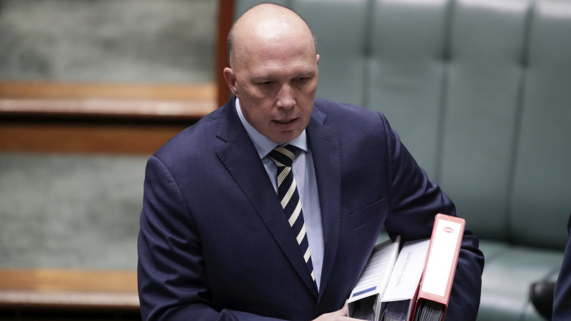 Minister for Home Affairs Peter Dutton has introduced new laws to Parliament overhauling ASIO's questioning powers.