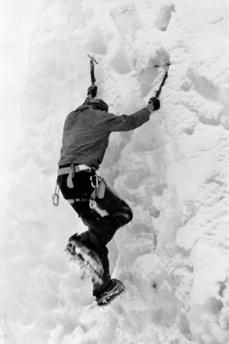 Australian Tim McCartney-Snape. He says climbers should be required to climb a 7000-metre peak before trying Everest.